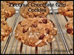 Coconut Chocolate Chip Cookies | *Lovely Avocados*