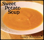 Sweet Potato Soup | *Lovely Avocados*